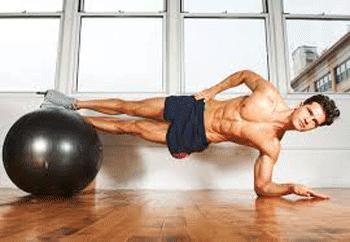 ball-side-plank