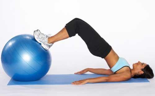 Stability-Ball-Bridge
